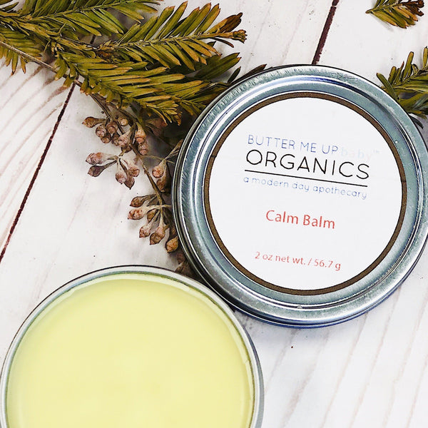 Diffusers, Oils & Candles - Calm Balm - Aromatherapy For Babies, Children And Adults