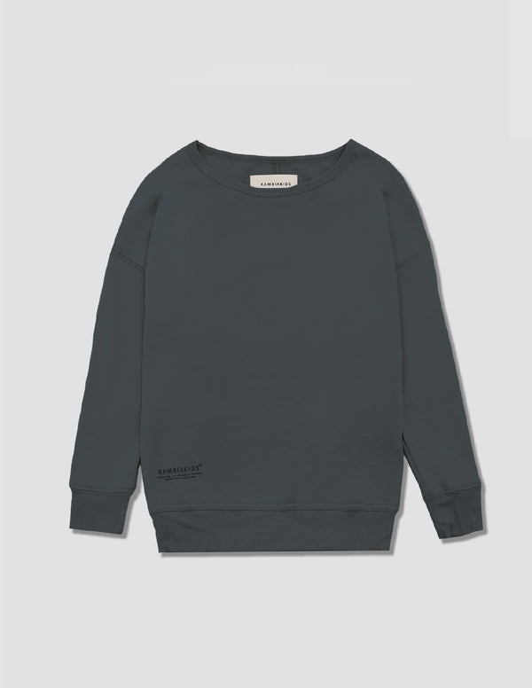 Kid's Clothing - Crewneck Warmie - Gray