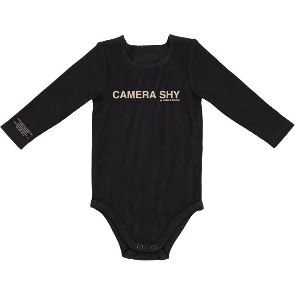 Kid's Clothing - Onesie | Camera Shy