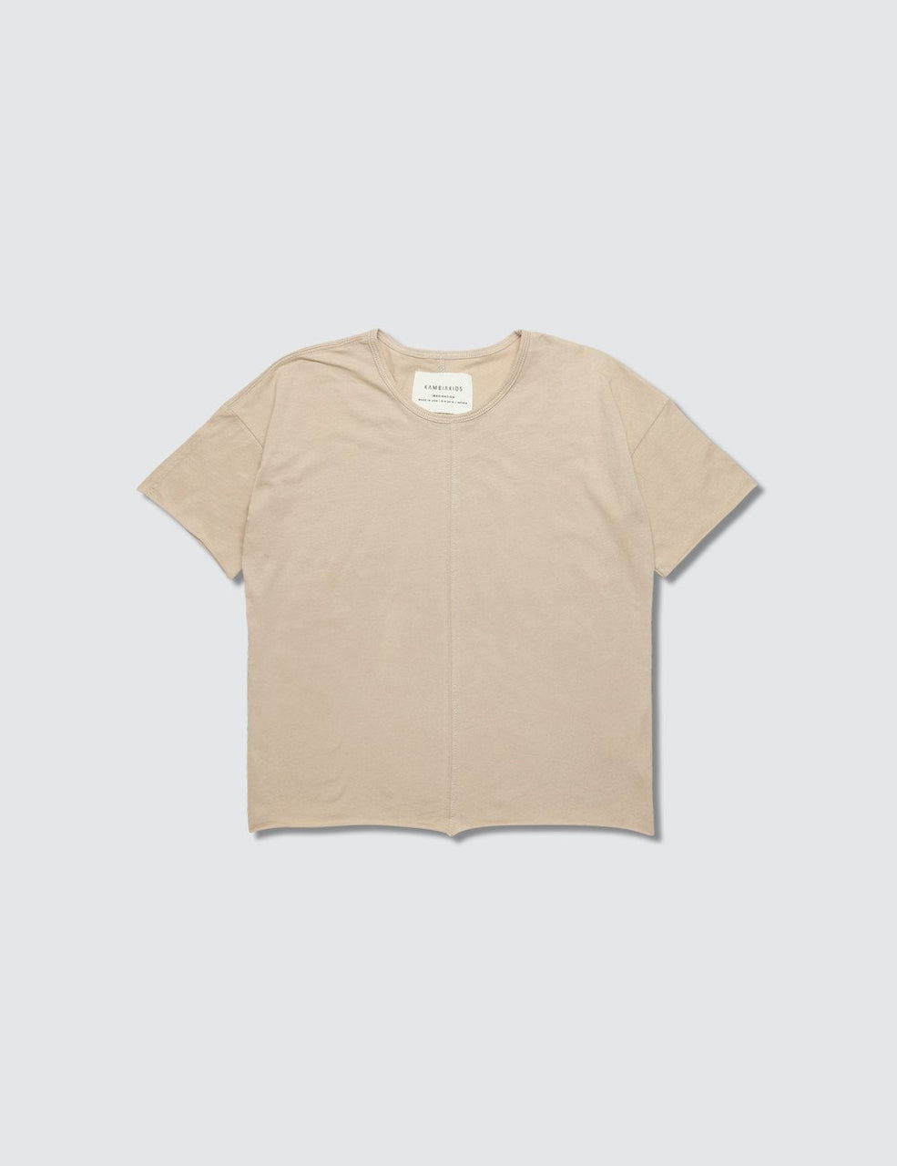 Kid's Clothing - Short Sleeve Top - Bone
