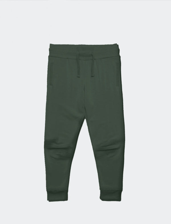 Kid's Clothing - Sweatpants - Army Green