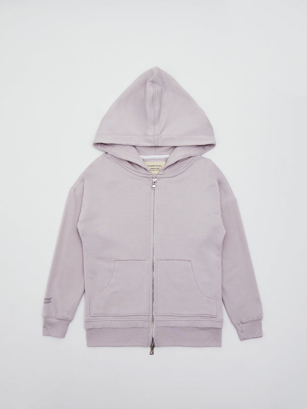 Kid's Clothing - Zip Up Warmie - Monet