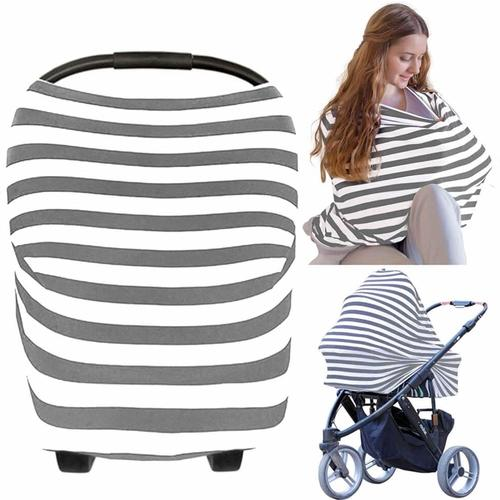 Kids & Babies - Carseat Canopy + Nursing Cover