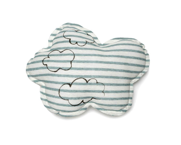 Kids & Babies - Cloud Shaped Pillow - Cloud Print