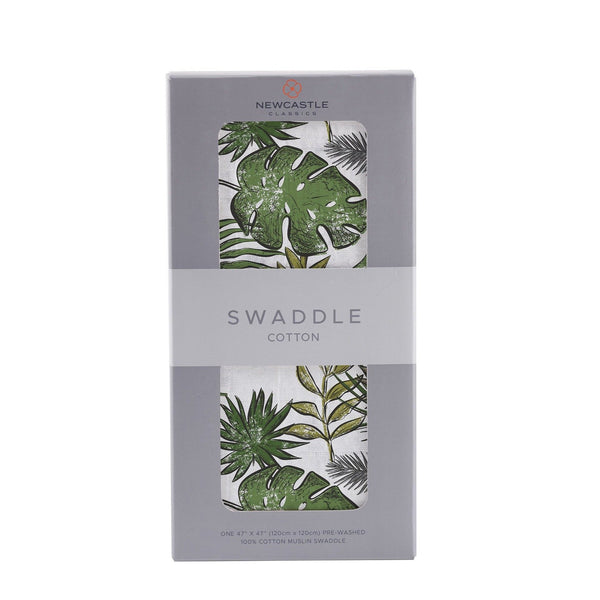 Kids & Babies - Jurassic Forest Swaddle