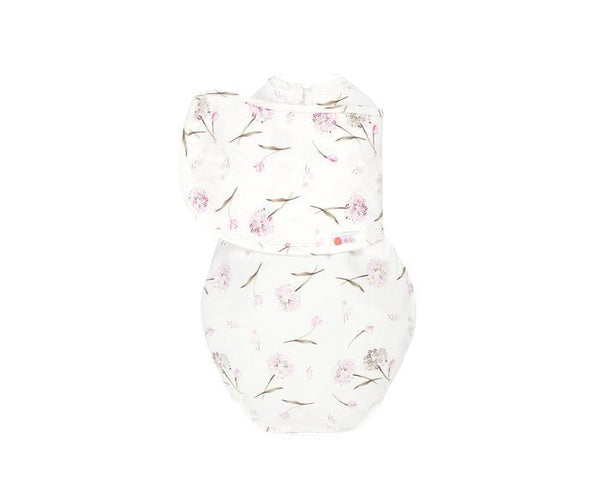 Kids & Babies - Starter Swaddle Original | Pink Clustered Flowers