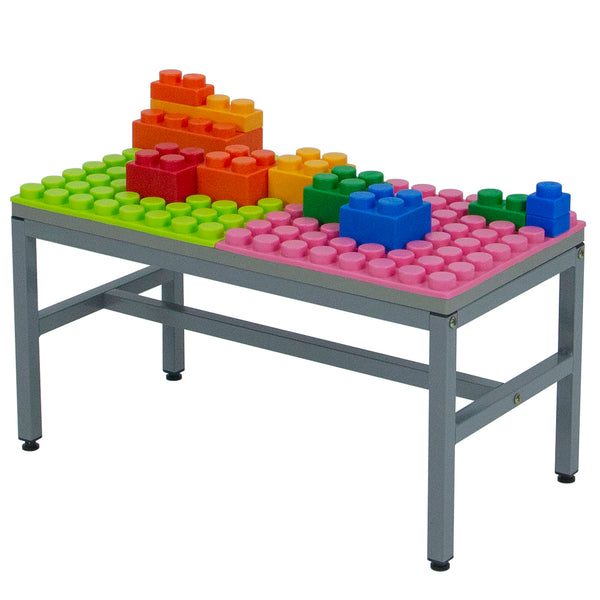 Play Station for Soft Building Blocks Building Base (Small)