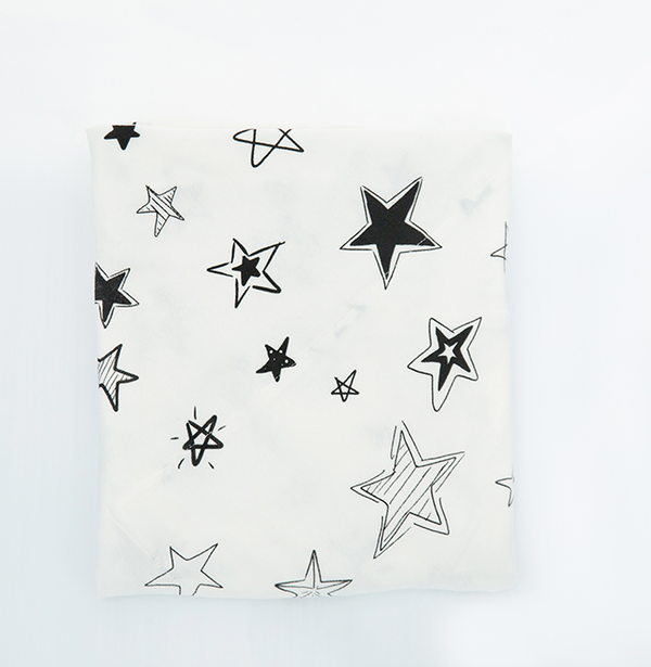 reach for the stars swaddle