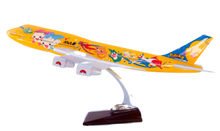 Load image into Gallery viewer, Pokemon Ana Japan Nippon Large Plane Model B747 1:150 Airplane Apx 45Cm Solid
