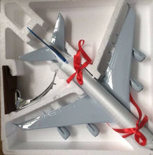 Load image into Gallery viewer, Air A320 Air Large Plane Model With Stand Apx 47Cm Solid Resin Dragon