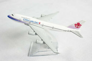 ✈️ 14cm China Airlines Airplane Aeroplane Diecast Metal Plane Toy Model
