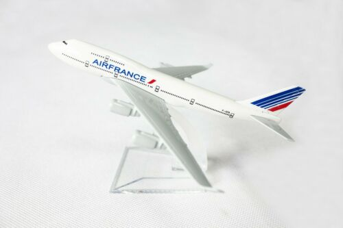 ✈️ 14cm Air France 747 Airplane New Livery Aeroplane Diecast Metal Plane Model