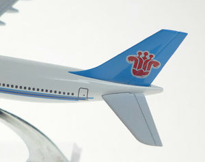 China Souther Diecast Metal Plane Aircraft Models On Stand 14Cm Aerocraft