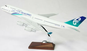 Air Large NEW ZEALAND Display Plane Model Airplane Apx 47Cm Resin