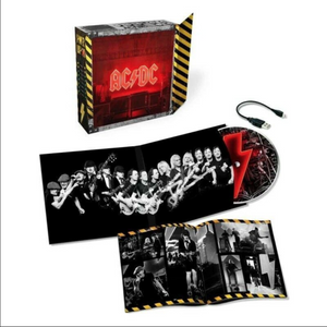 ⚡️AC/DC 20c POWERUP COIN COLLECTION PLUS AC/DC LTD EDITION LIGHTBOX ALBUM ⚡️