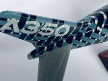 Load image into Gallery viewer, AIRBUS A350 MAX XWB LARGE PLANE MODEL ON STAND APX 1.5' RESIN PERFECT DETAILS