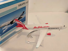 Load image into Gallery viewer, Air Asia Plane Model Diecast Plane 16 Cm
