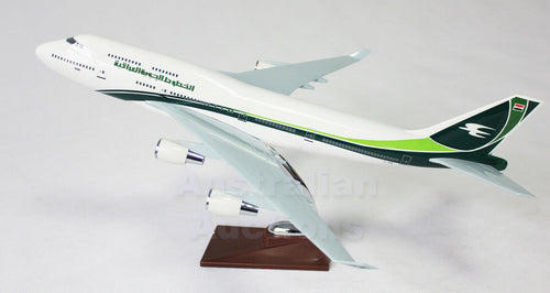 Iraqi Air Large Plane Model on Stand 45cm iraqi-air-large-plane-model-on-stand-apx-1-5-solid-resin-iraq-airplane