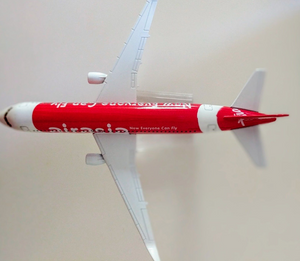 Air Asia Red Airlines 1:400 Apx 16cm Diecast Plane Model air-asia-red-airlines-1-400-apx-16cm-diecast-plane-model