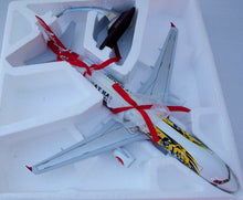 Load image into Gallery viewer, Air Asia Semangat A320 Tiger Large Plane Model  1:150 Airplane Apx 45Cm Solid air-asia-semangat-a320-tiger-large-plane-model-1-150-airplane-apx-45cm-solid