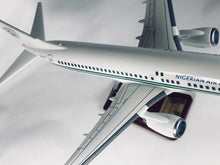 Load image into Gallery viewer, Nigerian Eagle 1 Airforce Presidential Jet 737 Large Plane Model With Plaque nigerian-eagle-1-airforce-presidential-jet-737-large-plane-model-with-plaque