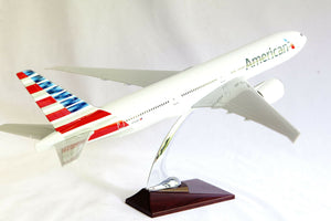 American B777 Large Plane Model Boeing B 747  1:150 Airplane Apx 47Cm Solid american-b777-large-plane-model-boeing-b-747-1-150-airplane-apx-47cm-solid