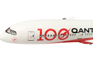 Qantas 100th Anniversary Large Plane Model Boeing 787-9 qantas-100th-anniversary-large-plane-model-boeing-787-9-1-150-43cm-centenary
