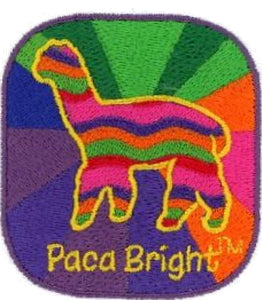 Paca Bright™️ Red, Purple, Copper, Olive and Teal