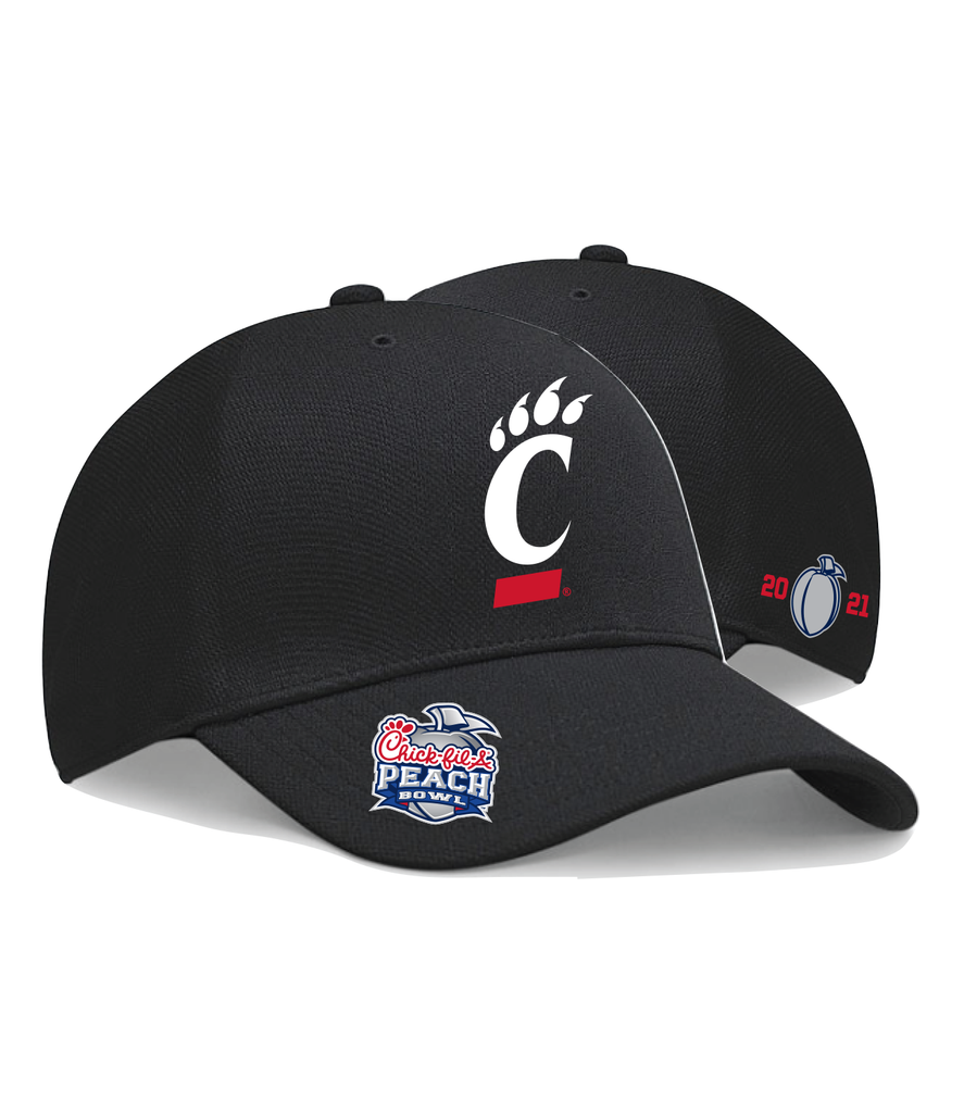 2021 Chick-fil-A Peach Bowl Cincinnati Cap