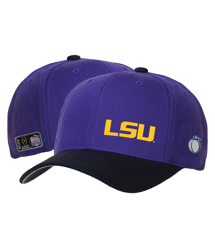 2019 Chick-fil-A Peach Bowl LSU Cap