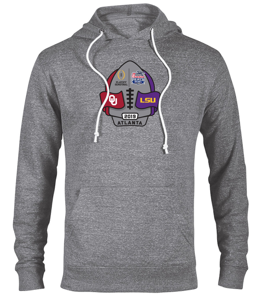 2019 Chick-fil-A Peach Bowl 2-Team Hoody