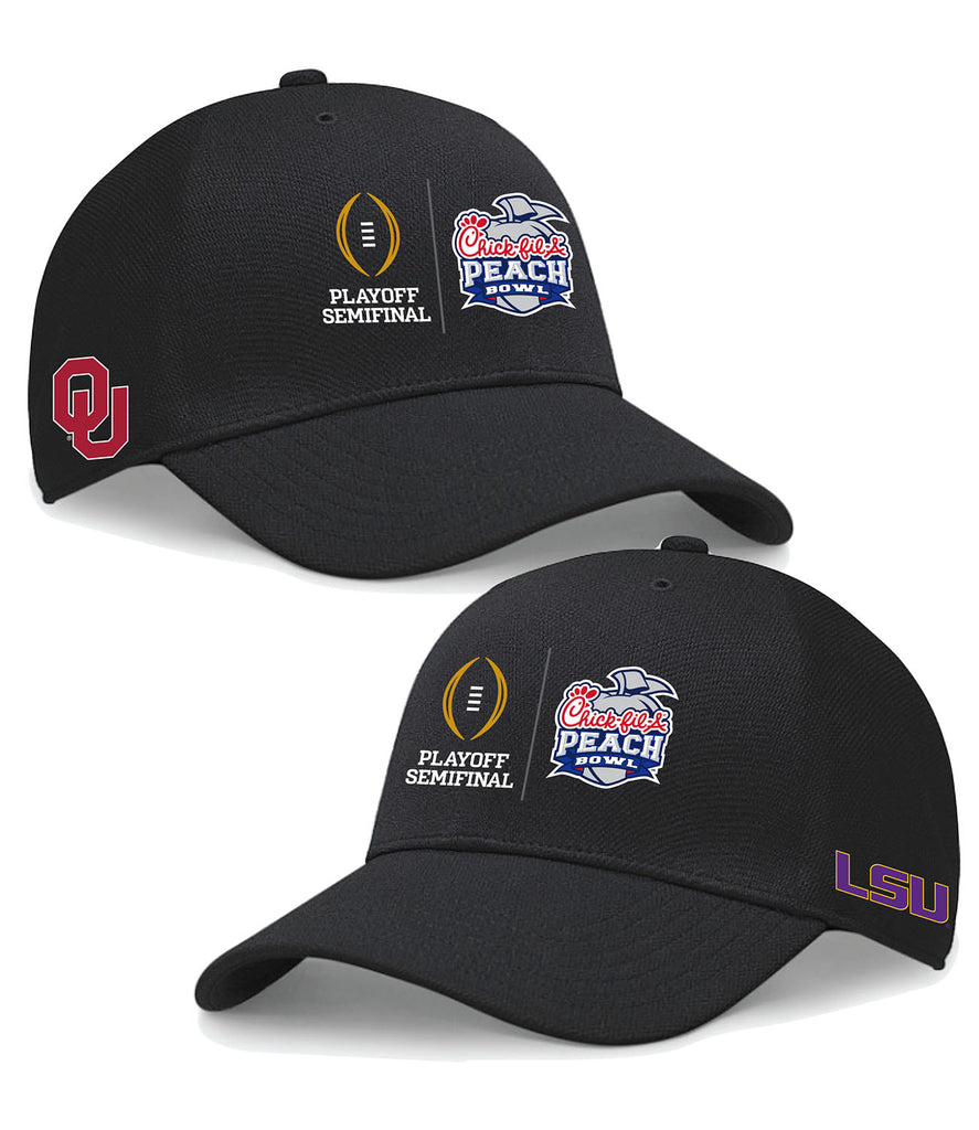 2019 Chick-fil-A Peach Bowl 2-Team Cap