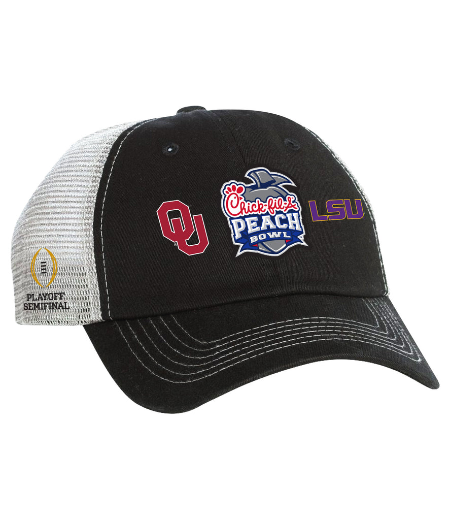 2019 Chick-fil-A Peach Bowl 2-Team Peach Patch Cap