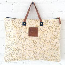 Load image into Gallery viewer, Mediterranean Coral Work Bag
