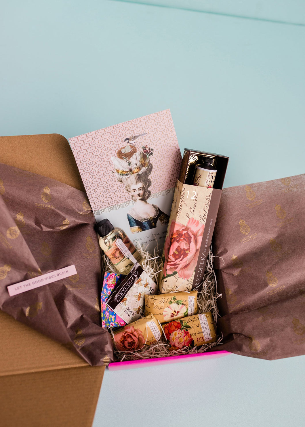 Delight Care Package Gift Set
