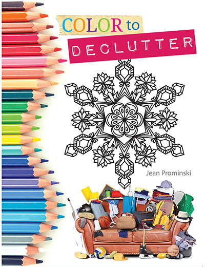 Color to Declutter