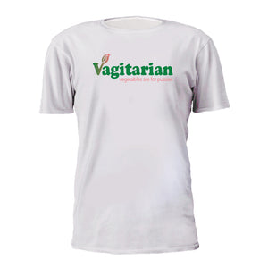 Vagitarian Tee - TattooAwards.com