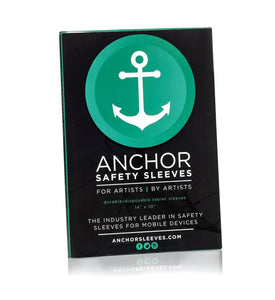 Anchor Safety Tablet Sleeves - TattooAwards.com