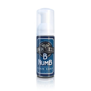 B-Numb Foaming Soap - 1.7 oz - TattooAwards.com