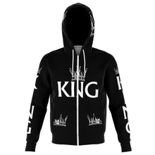 Load image into Gallery viewer, Black Men Hoodie - TattooAwards.com