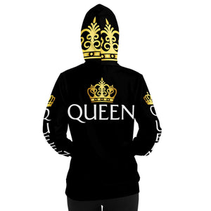 Black women long Hoodie - TattooAwards.com