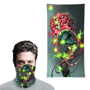 Custom Face Cover - TattooAwards.com