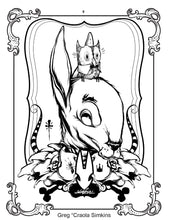 Load image into Gallery viewer, Digital Download - Coloring Book Project 1 (18 Page Collection) - TattooAwards.com