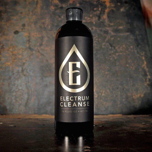 Electrum Cleanse Tattoo Cleanser & Rinse Solution - TattooAwards.com