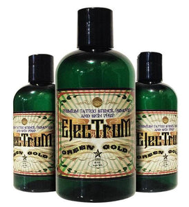 Electrum Premium Tattoo Skin Prep and Stencil Repositioner - 8 oz - TattooAwards.com