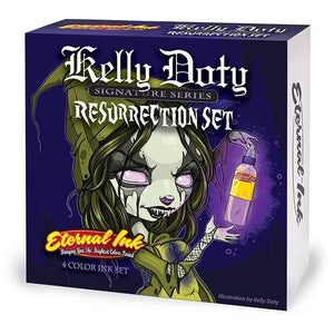 Eternal Ink - Kelly Doty Resurrection Set 1 oz - TattooAwards.com
