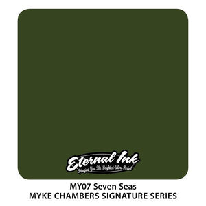 Eternal Ink - Myke Chambers Signature Colors - TattooAwards.com