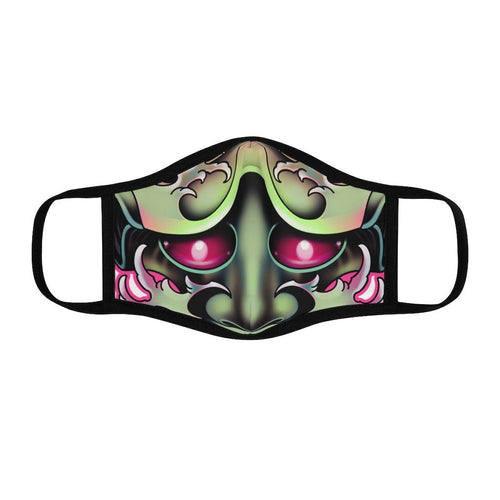 Fitted Polyester Face Mask - TattooAwards.com