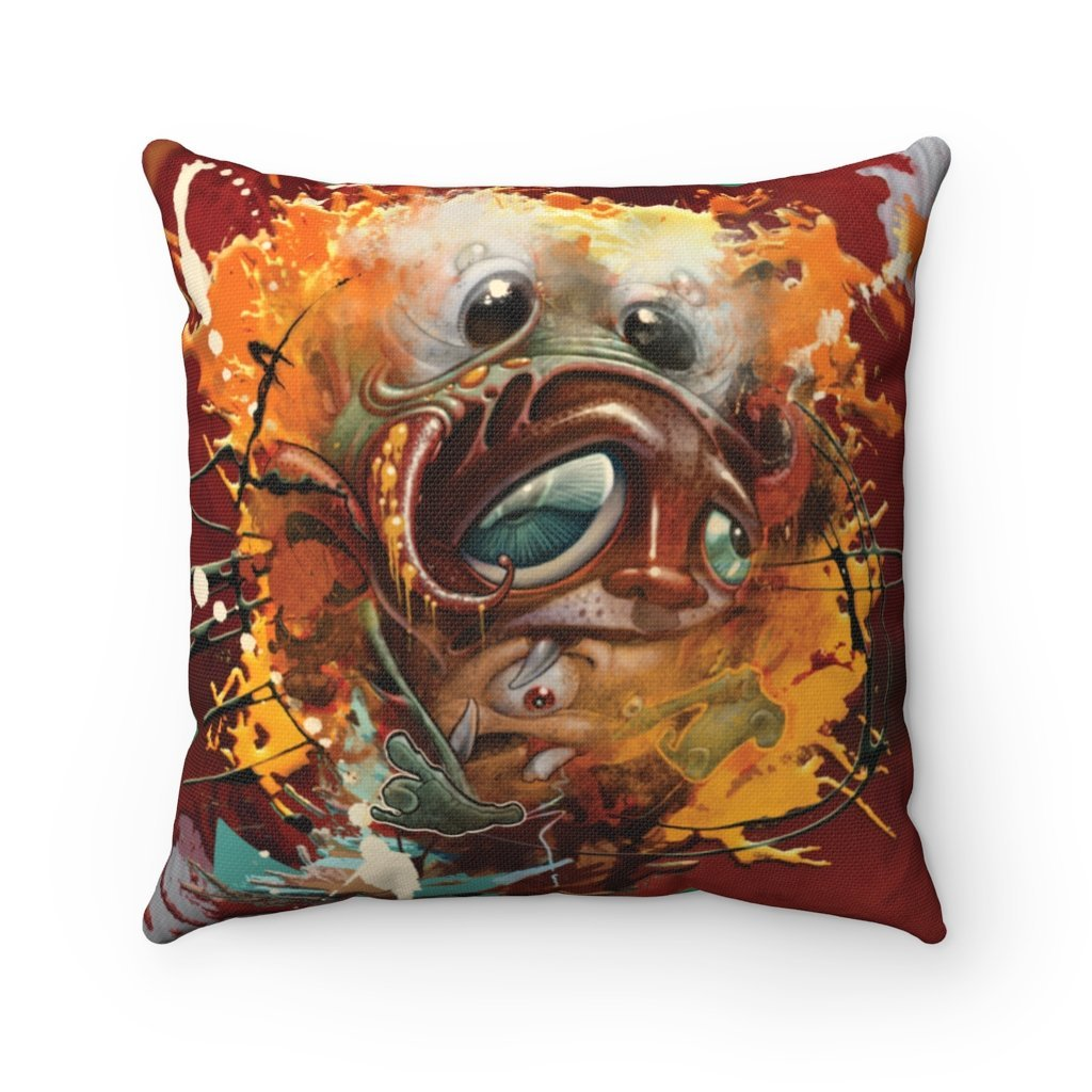 LaloSmith Interleukin Pillow - TattooAwards.com