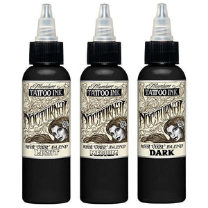 Nocturnal West Coast Blend Grey Wash - TattooAwards.com